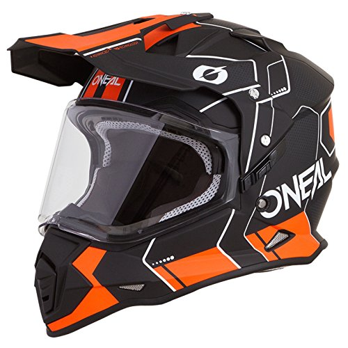 O'Neal Sierra II Comb Motocross Motorrad Helm MX Enduro Trail Quad Cross...