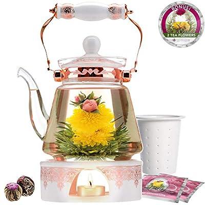 Teabloom Rose Théière