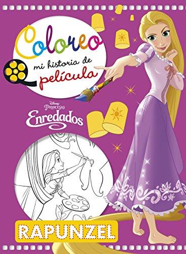 Enredados. Coloreo mi historia de película (Disney. Enredados) por Disney