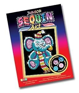 Sequin Art Junior Jumbo