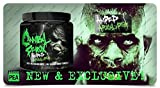 Chaos and Pain Cannibal Ferox Amped Apocalypse (280g) - Bodybuilding Booster - (Lawless Lemon) -