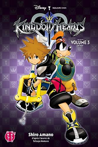 Kingdom Hearts l'intégrale T07 par Tetsuya Nomura
