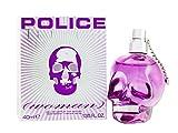Police To Be Woman Perfume con vaporizador - 40 ml