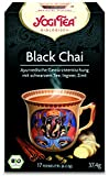 Yogi Black Chai BIO 6 Packungen à 17 Teebeutel