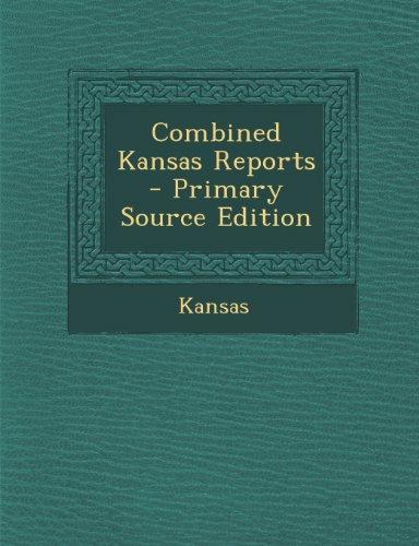 Combined Kansas Reports