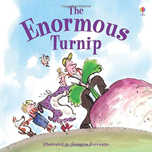 The Enormous Turnip (Picture Books)