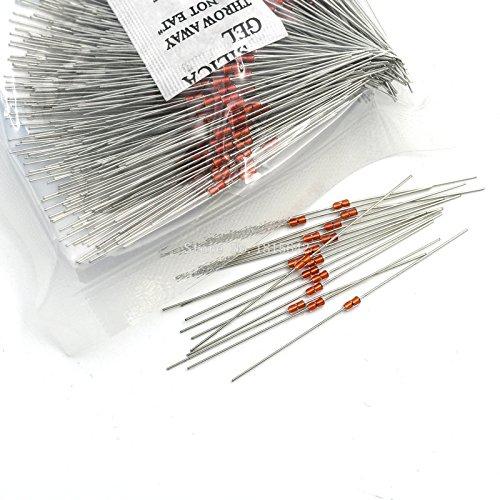30PCS 10K Thermal Resistor NTC MF58 3950 3950B 10K Ohm 5% Thermistor Temperatur Sensor NTC-MF58-103J -