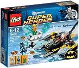 LEGO Super Heroes 76000: Arctic Batman vs. Mr. Freeze