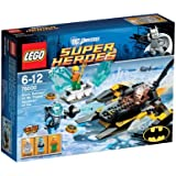 Lego 76000 - Arktischer Batman vs Mr. Freeze, Aquaman auf dem Eis