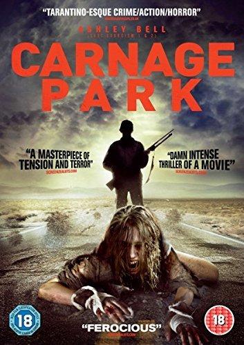 Preisvergleich Produktbild Carnage Park [DVD] UK-Import,  Sprache-Englisch