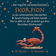 Skorpion: Sternzeichenbücher