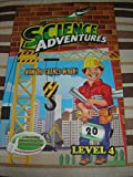 How Do Cranes Work? - Science Adventures Level 4 Issue 20 / Full Color Science Comic Magazine for Children / Printed in Singapore / English Corner of SA and Young Readers Express / Engaging Reading for Children Age 11-14 / Self Study