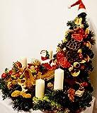 Adventskranz - Weihnachtszug
