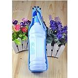 600 ML Bouteille de voyage Distributeur d'eau Plastique Pour Chien Chat