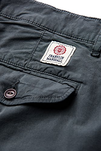 Pantalone Franklin&Marshall 100x100 Cotone F332 MainApps Grigio piombo