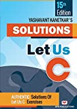 #5: LET US C SOLUTIONS - 15TH EDITION