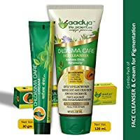 Aadya Life Sciences Chloasma Care Cream and Face Wash Combo Pack