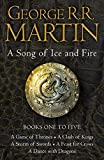 HBO's hit series A GAME OF THRONES is based on George R R Martin's internationally bestselling series A SONG OF ICE AND FIRE, the greatest fantasy epic of the modern age. George R. R. Martin's A Song of Ice and Fire series has set the benchmark ...