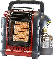 Camping RSonic 90/° drehbar tragbare Gasheizung Outdoor Gasstrahler Heizung Keramik-Brenner 1.3KW Angeln Mini Heizer 
