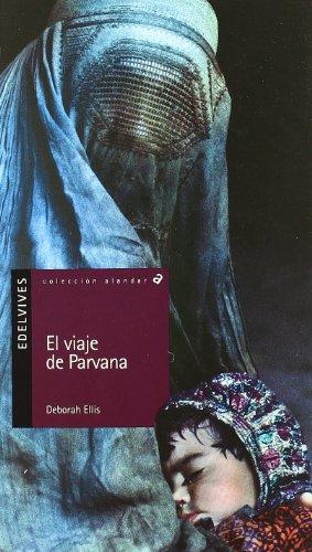 El viaje de Parvana (Alandar) por Deborah Ellis