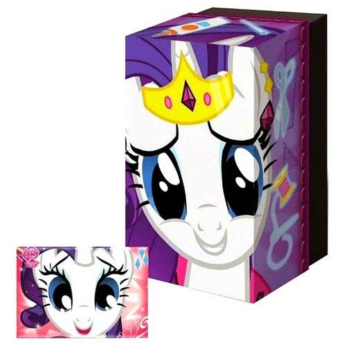 Little Pony Sticker-box My (Enterplay 32910 - My Little Pony Trading Card Deck Box Rarity)