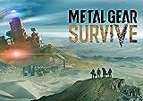Metal Gear Survive Poster