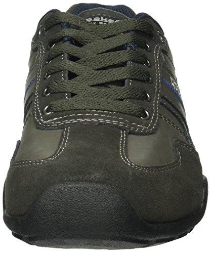 Dockers by Gerli 38mi001-204230, Baskets Basses Homme Noir - Schwarz (Asphalt 230)
