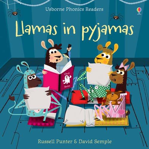 Llamas In Pyjamas Phonics Readers