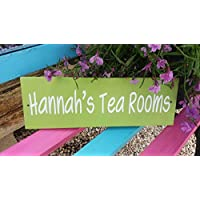 Personalised Outdoor Garden Sign Plaque Any Text Playhouse Tree House Shed Vegetable Plot