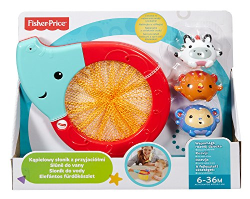Mattel Fisher-Price CMY23 – Badespaß-Elefant - 5