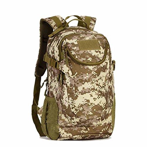 XD-25L casual piccolo zaino impermeabile escursionismo / all'aperto/viaggi studente borsa unisex , e e