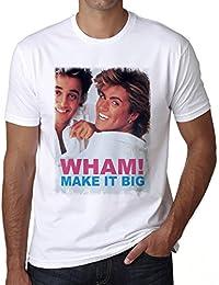 George Michael Wham! Regent Tshirt, George Michael, Hommes Tshirt cadeau