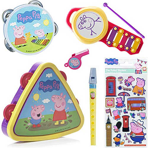 Trendy Tendency Musical Peppa Pig – Juguetes...