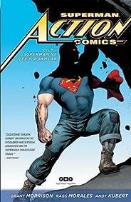 SUPERMAN ACTION COMICS CİLT 1 SUPERMAN VE ÇEL.