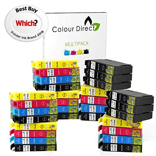 Colour Direct 30 XL Alta capacità Compatibile cartucce d'inchiostro di ricambio per Work Force WF2010W WF2510WF WF2520NF WF2530WF WF2540WF WF-2630WF WF-2660DWF Stampanti