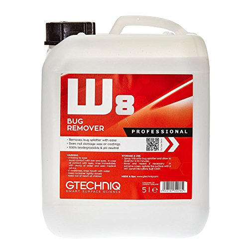 Gtechniq 5 W8 Bug Remover 5000 ml