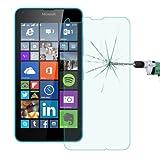 Panzerglas für Microsoft Lumia 640 LTE / Lumia 640 Dual Sim Display Schutz Echt Glas Panzer Folie Tempered Glass 9H Schutzglas Echtglasfolie Displayschutzfolie