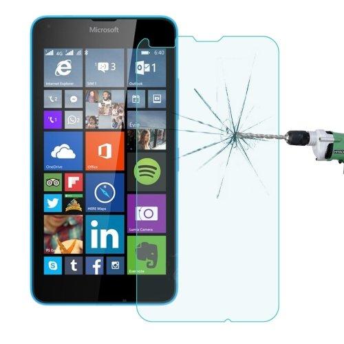 Panzerglas für Microsoft Lumia 640 / Lumia 640 Dual / Lumia 640 LTE Bildschirm Schutz Echt Glas Panzer Folie Tempered Glass 9H