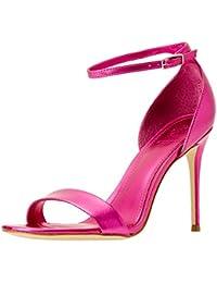 79412161ae Guess Footwear Dress Sandal, Scarpe con Cinturino alla Caviglia Donna