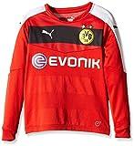 PUMA Kinder Torwart Trikot BVB GK Shirt with Sponsor