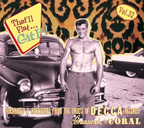 Vol.32-Rockabilly and Rock \'N\' Roll from the Va