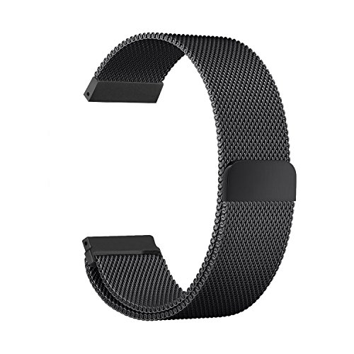 pebble-2-bandoitom-magnet-milanese-loop-woven-stainless-steel-watch-band-mesh-strap-wristband-for-pe