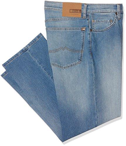 Mustang Herren Straight Jeans 3169-5832-Big Sur, Blau (Summer Bleach Wash 051), W38/L32 (Sur Jeans Big)