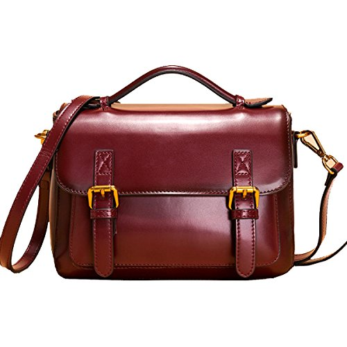 Yy.f Nuove Borse In Pelle Tracolla Messenger Borse In Pelle Borse Moda Nuova Borse In Pelle Di Moda 3 Colori Brown