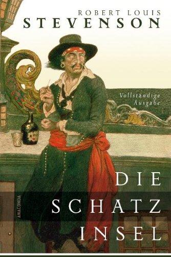 Buchseite und Rezensionen zu 'Die Schatzinsel - Vollständige Ausgabe' von Robert Louis Stevenson