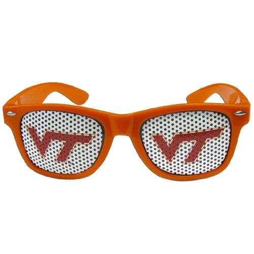 Siskiyou NCAA Game Day Wayfarers Sonnenbrille Unisex, Damen Unisex - Erwachsene, Virginia Tech Hokies