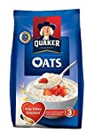 Start your morning with a wholesome bowl of Quaker Oats- the perfect breakfast porridge for the whole family.  Quaker oats is made from 100 % wholegrain oats, which is a source of protein and dietary fibre. It helps reduce the risk of high blood pres...