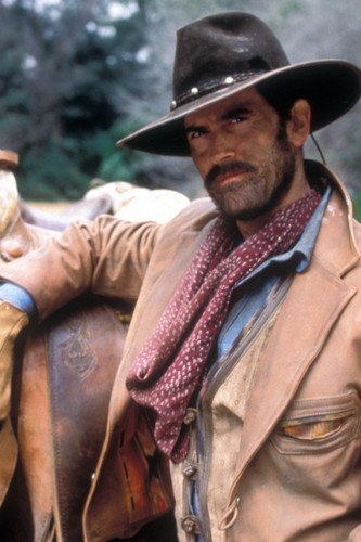 bruce-campbell-in-adventures-of-brisco-counry-jr-by-horse-11x17inch-28x43cm-mini-poster