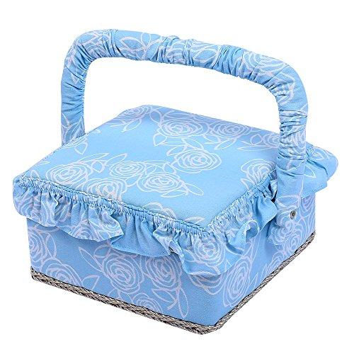 vintage-con-stampa-floreale-tessuto-cestino-per-il-cucito-con-maniglia-e-vassoio-rimovibile-129-pezz