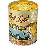 Nostalgic-Art 40361133100 Salvadanai Decorativi, Acciaio, Multicolore, 10x13x10